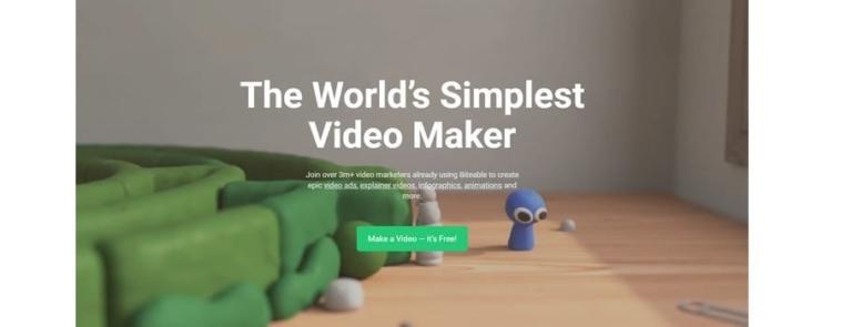 Biteable Video Creator