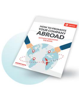 Promote company abroad